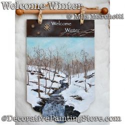 Welcome Winter  DOWNLOAD - Mila Marchetti