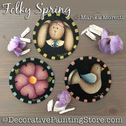 Folky Spring DOWNLOAD - Marika Moretti