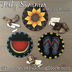Folky Summer DOWNLOAD - Marika Moretti