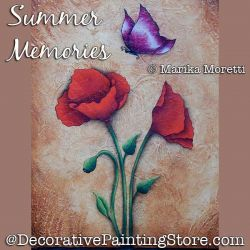 Summer Memories DOWNLOAD - Marika Moretti