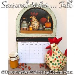 Seasonal Notes Fall DOWNLOAD - Marika Moretti