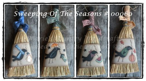 Sweeping the Seasons Wrap e-Pattern DOWNLOAD