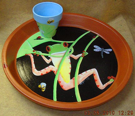 Tree Frog Chip n Dip Set DOWNLOAD