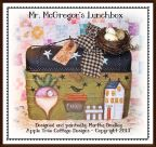 Mr. McGregors Lunchbox - Martha Smalley - e-Pattern
