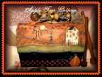 Harvest Lunchbox Pattern - Martha Smalley - PDF DOWNLOAD
