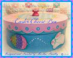 Easter Cookie Box Pattern - Martha Smalley - PDF DOWNLOAD