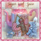 Sugar and Spice ePattern - Martha Smalley - PDF DOWNLOAD