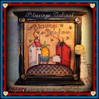 Blessing Cabinet ePattern - Martha Smalley - PDF DOWNLOAD