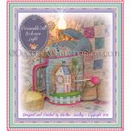 Periwinkle Hill ePattern - Martha Smalley - PDF DOWNLOAD