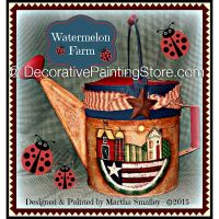 Watermelon Farm ePattern - Martha Smalley - PDF DOWNLOAD