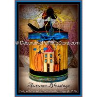Autumn Blessings ePattern - Martha Smalley - PDF DOWNLOAD