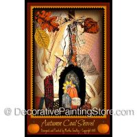 Autumn Coal Shovel ePattern - Martha Smalley - PDF DOWNLOAD