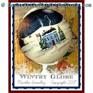 Wintry Globe ePattern - Martha Smalley - PDF DOWNLOAD