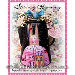Spring Bunny ePattern - Martha Smalley - PDF DOWNLOAD