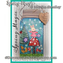 Spring Magic ePattern - Martha Smalley - PDF DOWNLOAD