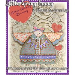 Little Spring Bunny ePattern - Martha Smalley - PDF DOWNLOAD