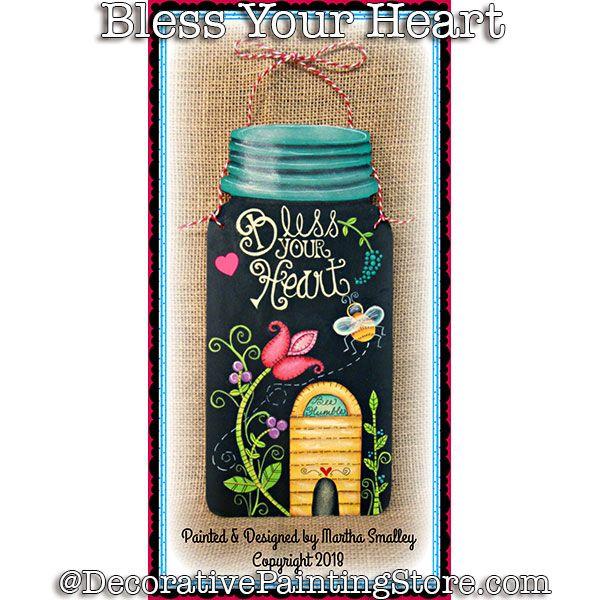 MSD18015web Bless Your Heart medium