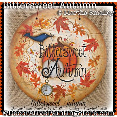 Bittersweet Autumn PDF DOWNLOAD - Martha Smalley