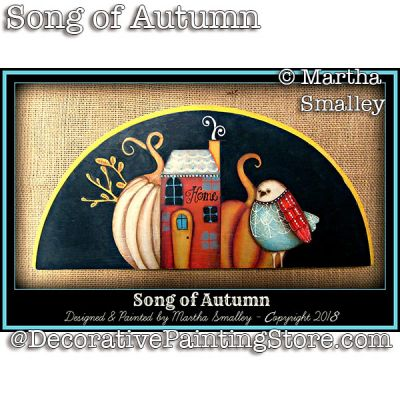 Song of Autumn PDF DOWNLOAD - Martha Smalley