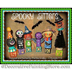 Spooky Sitters DOWNLOAD - Martha Smalley