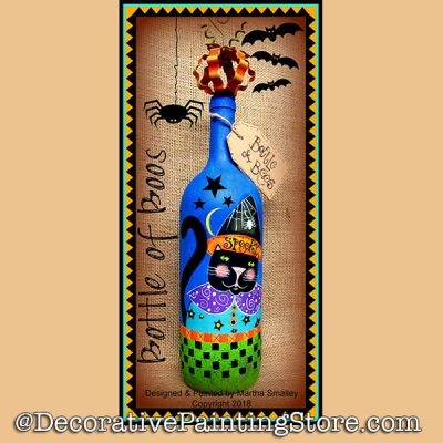 Bottle of Boos 2018 DOWNLOAD - Martha Smalley