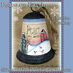 Peace on Earth  DOWNLOAD Painting Pattern - Martha Smalley