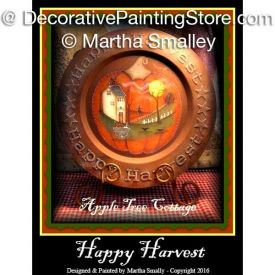 Happy Harvest ePattern - Martha Smalley - PDF DOWNLOAD