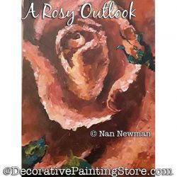 A Rosie Outlook Painting Pattern PDF DOWNLOAD - Nan Newman