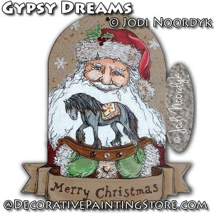 Gypsy Dreams ePattern - Jodi Noordyk - PDF DOWNLOAD