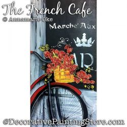 The French Cafe Pattern PDF DOWNLOAD - Annamarie Oke