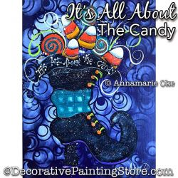 Its All About the Candy Pattern PDF DOWNLOAD - Annamarie Oke