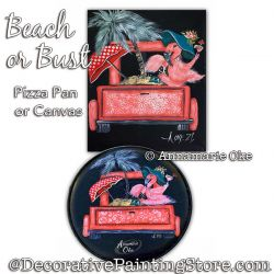 Beach or Bust Pattern PDF DOWNLOAD - Annamarie Oke
