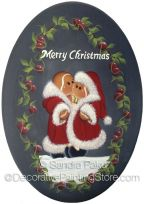 Sweet Gingerbread Kiss Pattern by Sandra Paku - PDF DOWNLOAD
