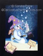 Snow Magic Pattern by Sandra Paku - PDF DOWNLOAD