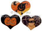 Primitive Halloween Fun by Sandra Paku - PDF DOWNLOAD