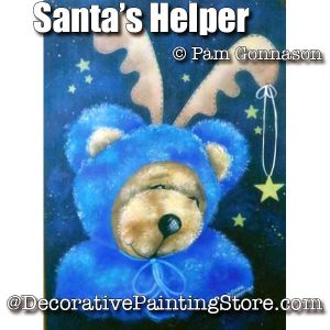 Santas Helper ePattern - Pam Gonnason - PDF DOWNLOAD