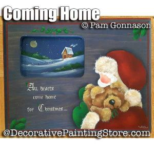 Coming Home ePattern - Pam Gonnason - PDF DOWNLOAD