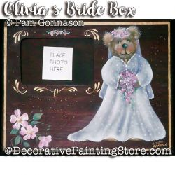 Olivias Bride Box ePattern - Pam Gonnason - PDF DOWNLOAD