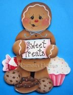 Sweet Treats Gingerbread e-Pattern
