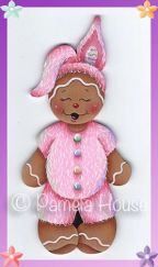Ginger Bunny e-Pattern DOWNLOAD