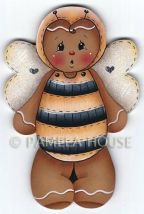 Ginger Bee e-Pattern