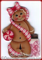 Miss Peppermint Ginger Pattern BY DOWNLOAD