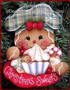 Gingers Christmas Sweets Pattern BY DOWNLOAD