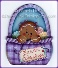 Easter Blessings Pattern - Pamela House - BY DOWNLOAD
