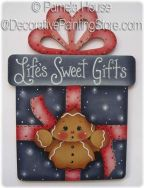 Lifes Sweet Gifts Ornament-Magnet by Pamela House - PDF DOWNLOAD