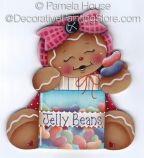 Ginger and Jelly Beans by Pamela House - PDF DOWNLOAD