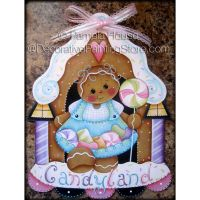 Candyland by Pamela House - PDF DOWNLOAD