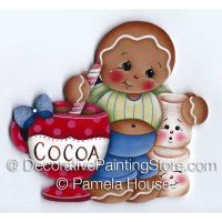 GInger Loves Cocoa by Pamela House - PDF DOWNLOAD