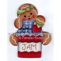 GInger Loves Strawberry Jam by Pamela House - PDF DOWNLOAD