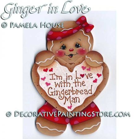 Ginger in Love by Pamela House - PDF DOWNLOAD
